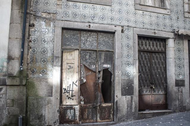 Oporto-abandon